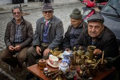 Market Day - Turkey