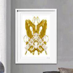 Oliver Gal Artana Aria Framed Painting Print