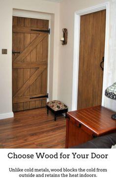 Wooden Doors: Ledge And Brace Solid Oak Door - September 07 2019 at Internal Cottage Doors, Internal Wooden Doors, Custom Wood Doors, Rustic Doors, Interior Doors For Sale, Interior Barn Doors, Exterior Doors, Solid Oak Doors, Double Doors