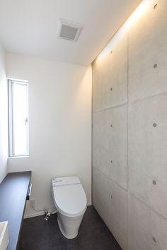 開放的なLDK空間が広がる家・間取り(愛知県名古屋市)   注文住宅なら建築設計事務所 フリーダムアーキテクツデザイン