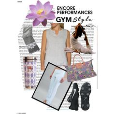Work It Out: Gym Ess