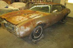 "Not ""Lookin' Fine"": 1969 Pontiac GTO - http://barnfinds.com/not-lookin-fine-1969-pontiac-gto/"