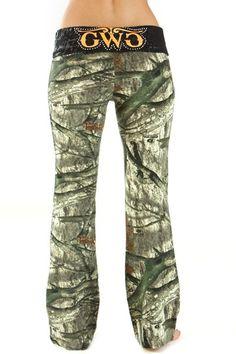 - Script Lounge Pants Mossy Oak - Mossy Oak Treestand with Orange Script - 90% Cotton 10% Elastane Item: 14FLPANT-MOT