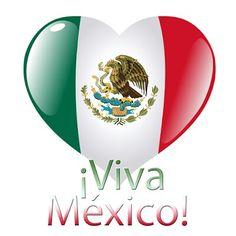 México te llevo en el corazón