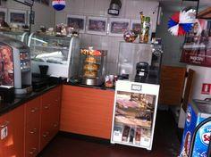 """cafetería """"Coma Rico"""" barrio Concha y Toro"""
