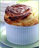 Weight Watchers Recipe - Cheese Souffle. Use egg whites in our Cheese Soufflé to lessen the fat content, not the taste. 3 points