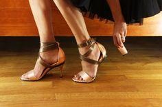 Zapatos con tacones de quita y pon | de charco en charco