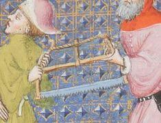 Guyart des Moulins, Bible historiale [La Bible historiaux, ou les histoires escolastres]. Tome II Des Moulins, Guyart (1251-13..) Bibliothèque de l'Arsenal, Ms-5058 réserve Folio 360r
