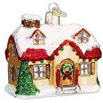 Holiday Home Christmas Ornament 20032 Merck Family's Old World Christmas
