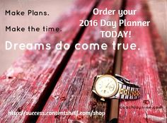 2016 Day Planner for Social Media Managers and Small Business Owners is ready. http://success.contentshelf.com/product?product=I1303120000014BF
