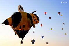 Knterox #Balloon Fest - León #Guanajuato