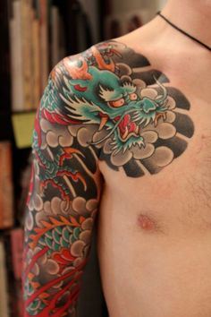 Stewart Robson - Frith St Tattoo
