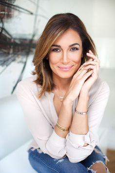 Jana Ina Zarrella // Available Light Portrait - #brands #Ina #Jana #light #Portrait #Zarrella