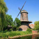 Isselburg: Werther Mühle