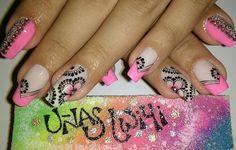 Nails United Nations, Delaware, Veronica, Nails, Yuri, Grande, Chicago, Beauty, Beautiful