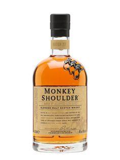 Monkey Shoulder Blended Malt Scotch Whisky mixes great in cocktails
