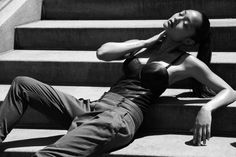 My Site - Portfolio Site Portfolio, Img Models, Fashion Women, Milan, Leather Pants, New York, Lounge, Street, Women's Work Fashion