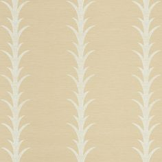 Schumacher This pattern is a stylized stripe based on a classic acanthus motif. When high style meets high traffic, this contract-grade vinyl is your answer. Striped Vinyl Wallpaper, Grey Wallpaper Samples, Brick Wallpaper, Wallpaper Panels, Wallpaper Roll, Room Wallpaper, Luxury Flooring, Botanical Wallpaper, Acanthus