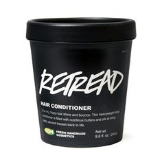 ~Retread Conditioner~ My hair is long and gets tangled really easily. So, not many conditioners work for me. This one did a pretty good job at creating silky hair, however I still had alot of tangles :( LOVE the smell though! I sometimes add this after my regular conditioner to give myself some extra pampering!