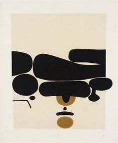 porthmintimeline:  'Points of Contact' by Victor Pasmore, 1980