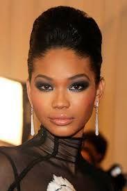 Image result for makeup ideas for black skin