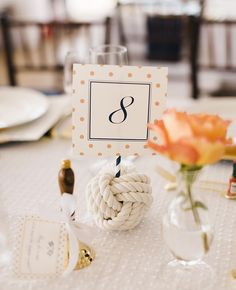 This Wedding Is All-Out Nautical (See The Photos!) | TheKnot.com