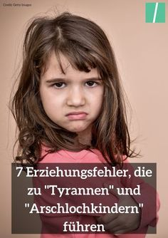 """HuffPost HuffPost Deutschland 7 educational mistakes that lead to """"tyrants"""" and """"asshole children"""". Peaceful Parenting, Kids And Parenting, Parenting Hacks, Baby Kind, Our Baby, Baby Co, Blog Love, Adolescence, Good To Know"""