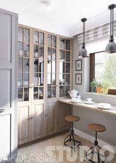 przytulna kuchnia - zdjęcie od MIKOŁAJSKAstudio - Kuchnia - Styl Eklektyczny - MIKOŁAJSKAstudio