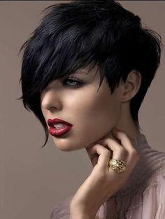 Video tendencia de moda en cortes de pelo corto 2012 2013