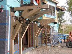 Image result for timber frame bracket