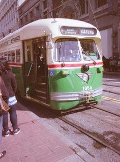 Photo of Market Street Railway