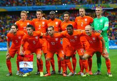 The oranje