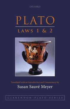Plato: Laws 1 and 2
