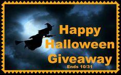 Happy Halloween Giveaway