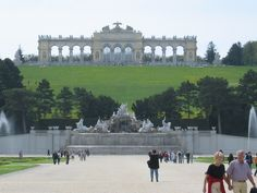 Vienna - the Imperial Summer Palace
