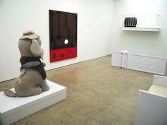 Cosima von Bonin  Installation  Friedrich Petzel Gallery  2008