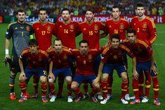 Spain National Football Team, Sports, Tops, Hs Sports, Sport