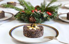 Wigilijna kutia ze śliwkami kalifornijskimi Polish Recipes, Polish Food, Panna Cotta, Pudding, Sweets, Ethnic Recipes, Cakes, Christmas, Ideas