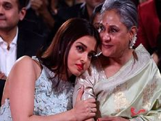 Pssst… We know the reason behind Aishwarya Rai Bachchan and Jaya Bachchan's candid picture