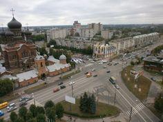 city of Ivanovo