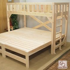 Double Delight, Bunk Beds, Toddler Bed, Furniture, Ideas, Design, Home Decor, Kid, Child Bed