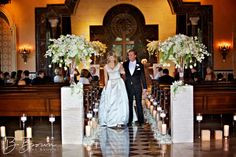 pictures of elegant wedding ceremonies | True elegant wedding at The Grand Del Mar: Jeannette and Graydon | San ...