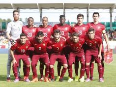 SPORTS And More: #euro #Uefa U21 qualify #Portugal finished undefea...