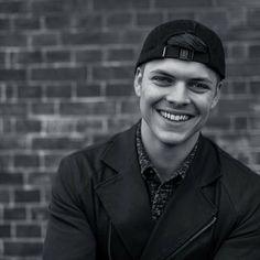 "Ivar the Boneless in ""Vikings"", rookie photographer and Dane Business inquiries: lene@panoramaagency.com"