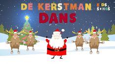 De Kerstmandans | Kerstliedjes | Kids Songs
