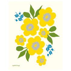 Elizabeth Grubaugh Sunshine Print #laylagrayce
