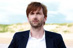 THROWBACK THURSDAY PHOTOS: David Tennant In What We Did On Our Holiday