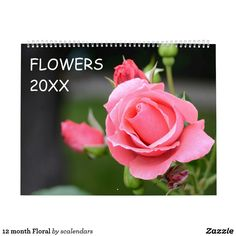 12 month Floral