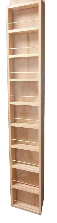 Features:  -Midland collection.  -Material: Solid pine.  -Can be mounted on the wall, side of a cabinet or on a door.  -Installs easily using included screws.  -Unfinished solid pine can be painted or