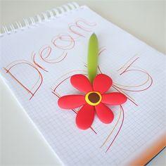 Kalem Çiçek - 15 TL